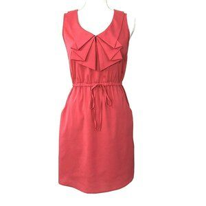 Bebop Womens Dress Size Medium Coral Sleeveless